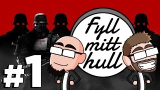 Fyll mitt hull: Wolfenstein - The New Order #1