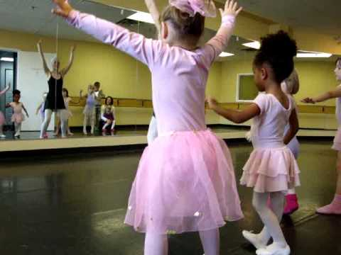 Maritime Dance Academy's best student