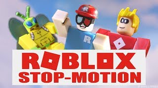 ROBLOX: STRUGGLE FOR POWER! (Heroes Of Robloxia Stop-Motion Toy Parody) #RobloxToys