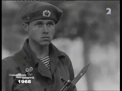 ČSFT srpen 1968 (Invaze vojsk Varšavské smlouvy do ČSSR)