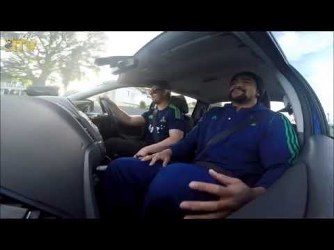 2015 KFC Highlanders TV - Car Karaoke