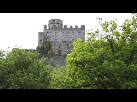 Burg Pyrmont in der Eifel