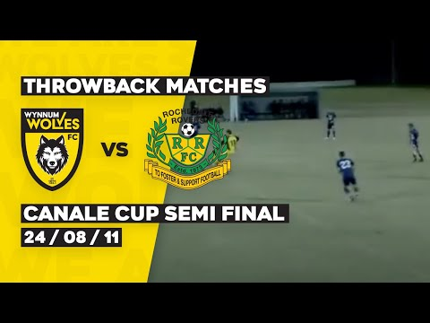 2011 Canale Cup Semi Final - Full Game