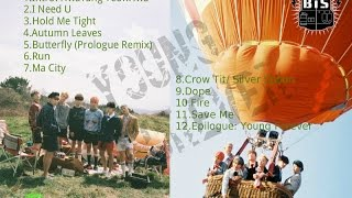 bts 방탄소년단 young forever special album cd1 full version
