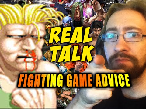 REAL TALK: Fighting Game Advice from Experience/Persistence