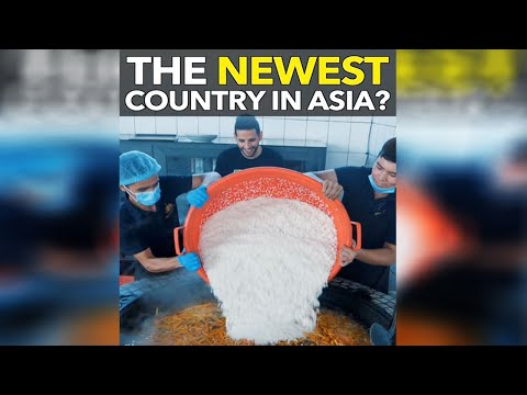 The Newest country in Asia   Nas Daily