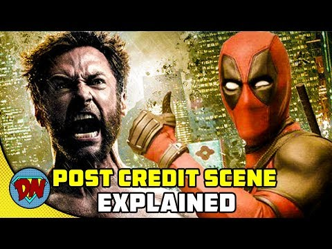 Deadpool 2 Post Credit Scene | Explained in Hindi