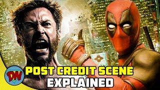 Deadpool 2 Post Credit Scene | Explained in Hindi