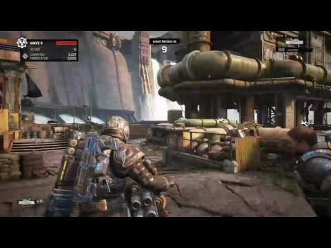 Ultimate Destruction: Gears of War 4