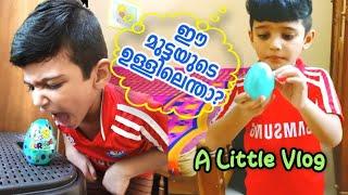 മാജിക് മുട്ടയുടെ ഉള്ളിലെന്താ?   Kinder Magical Egg Unboxing Fun Malayalam   Unboxing Dude   Adhu Mon