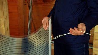 видео Отопление инфракрасными обогревателями: отзывы и особенности
