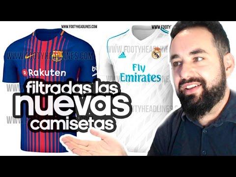 las nuevas camisetas del barcelona 2019