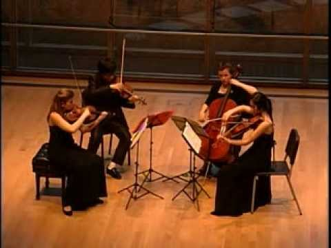 Dvorak String Quartet, Op. 96 in F Major