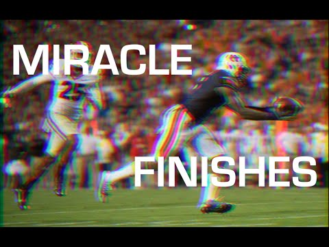 College Football Miracle Finishes (Part 1)