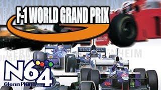 F1 World Grand Prix - Nintendo 64 Review - HD