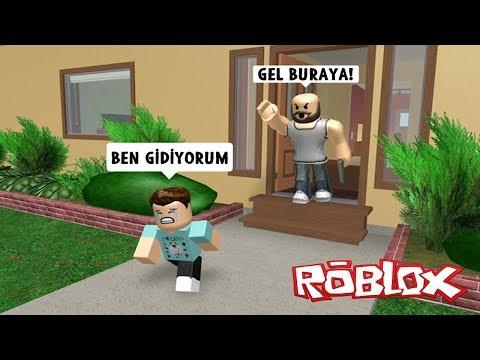 SUÇLU AİLEM BENİ TEHDİT ETTİ! - Roblox