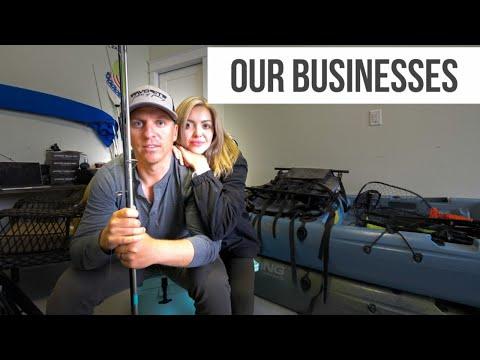 Fishing Entrepreneur - How We Built 3 Fishing Businesses that Make $$