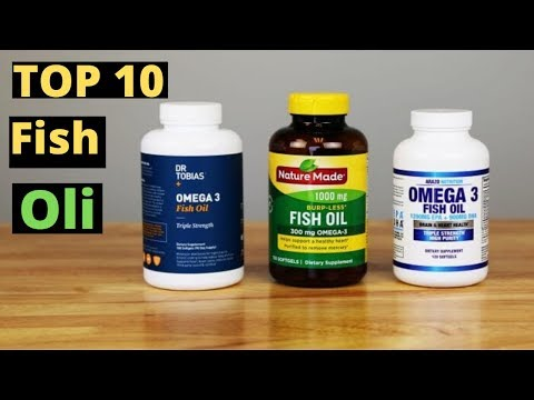 Best Fish Oils 2020