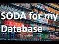 SODA, JavaScript and Oracle Database