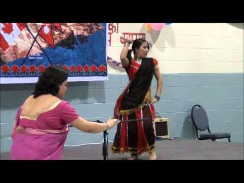 Nepali New Year Program In Canada Part 1 Of 4