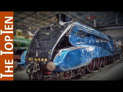 The Top Ten Fastest Steam Locomotives of All Time