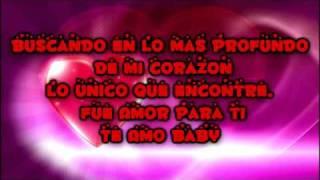 Amor Para Ti ♥Con Letra♥ - Jadiel El Incomparable