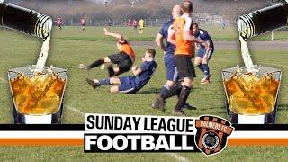 Sunday League Football - DRINKING GAMES