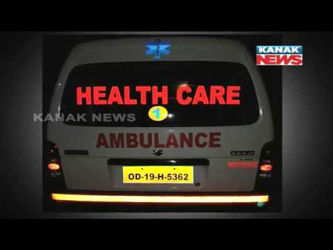 Woman Jumps Off Moving Ambulance To Escape Rape Bid in Angul