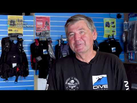 Video Of The Week | Shoalhaven Stories - Dive Jervis Bay