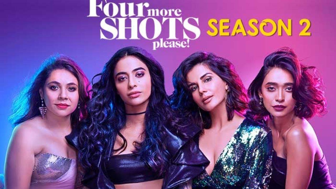 Four More Shots Please Season 2 Full Story Explained | Four More Shots Please Season 2 Web Series