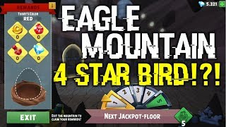 Eagle Mountain - 4 Star Bird Obtained!!! | Angry Birds Evolution