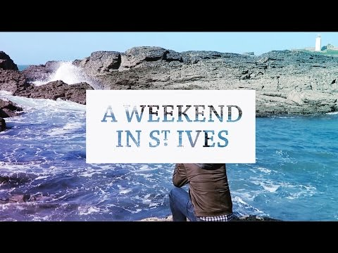 A weekend in St. Ives