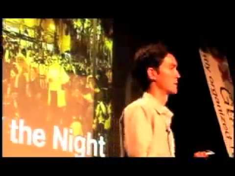 Journey To the End of the Night: Ian Kizu Blair at TEDxGunnHighSchool