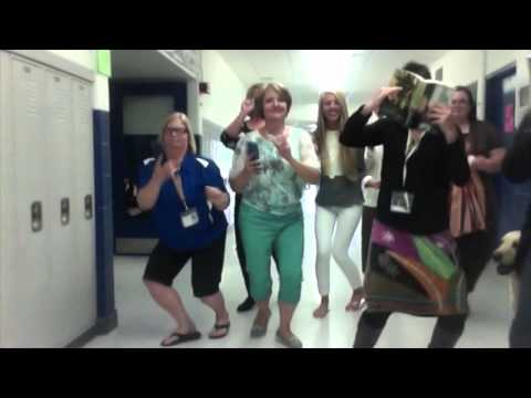 A Day in the Life of a Teacher-Camanche Middle School
