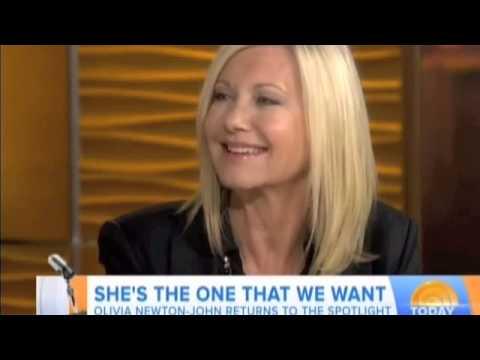 Olivia Newton-John Interview on Today show