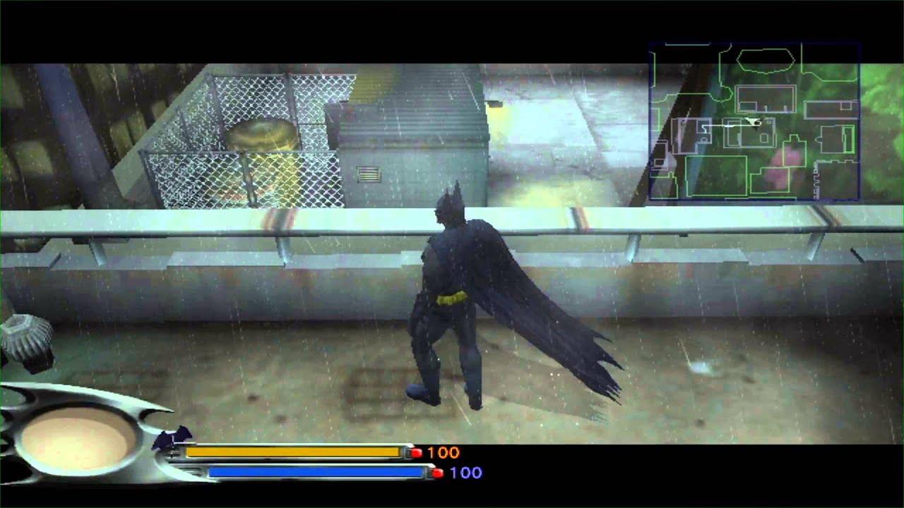 Image result for batman dark tomorrow gamecube