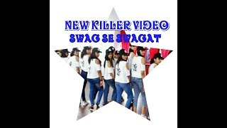 swag se swagat dance seline's choreography