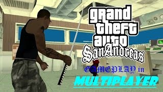 GTA San Andreas: GAMEPLAY (ITA) in Multiplayer
