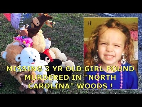MISSING 3 YR OLD GIRL FOUND MURDERED IN