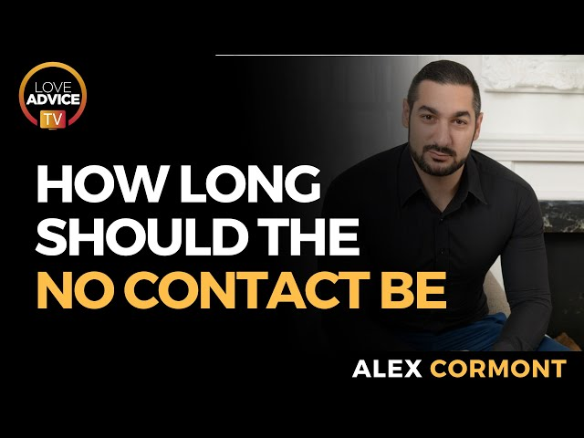 How Long Should The No Contact Be