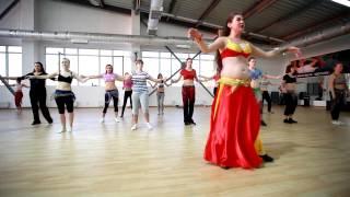 Что такое восточные танцы?!