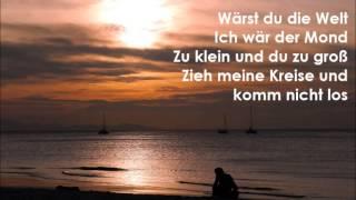 Emma6 - Wärst du die Welt (Lyricsvideo)