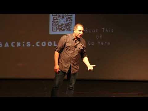 Slam Poet Joaquin Zihuatanejo Comes to Northridge High School in Greeley, CO