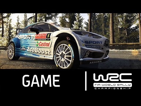 WRC 5 - Official Game Of The FIA World Rally Championship 2015