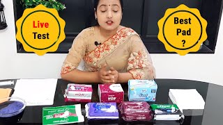 sanitary pads   sanitary napkin   Best Sanitary Pads In India   Best Pads for periods