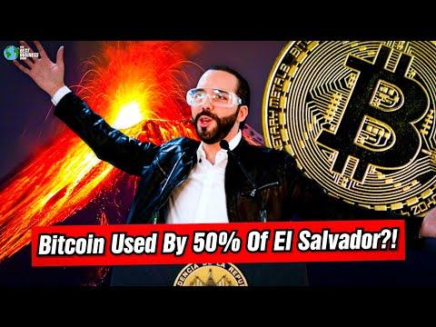 El Salvador is Bitcoin Nation