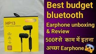 Onlite HP13 bluetooth earphone amp headphone best budget bluetooth earphone