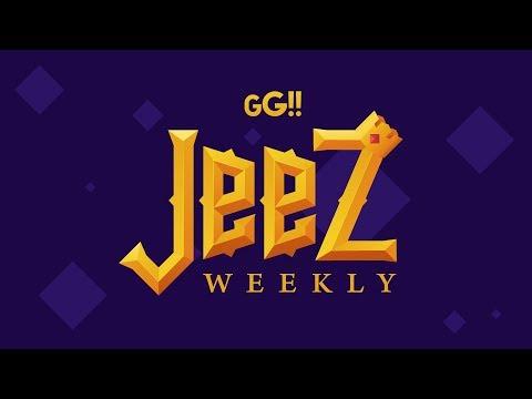"Warcraft III: Reforged ""GG!! Jeez Weekly #8"" с Майкером"