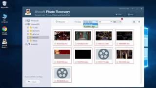 How to Recover Deleted Mp4 Videos/Films/Movies from Kingston USB Flash Drive