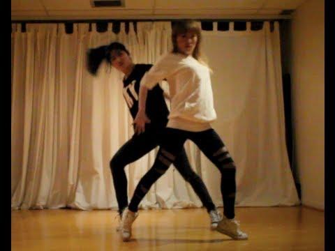 Usher - Lil Freak ft. Nicki Minaj GIRLS HIPHOP class by Secciya YingYing